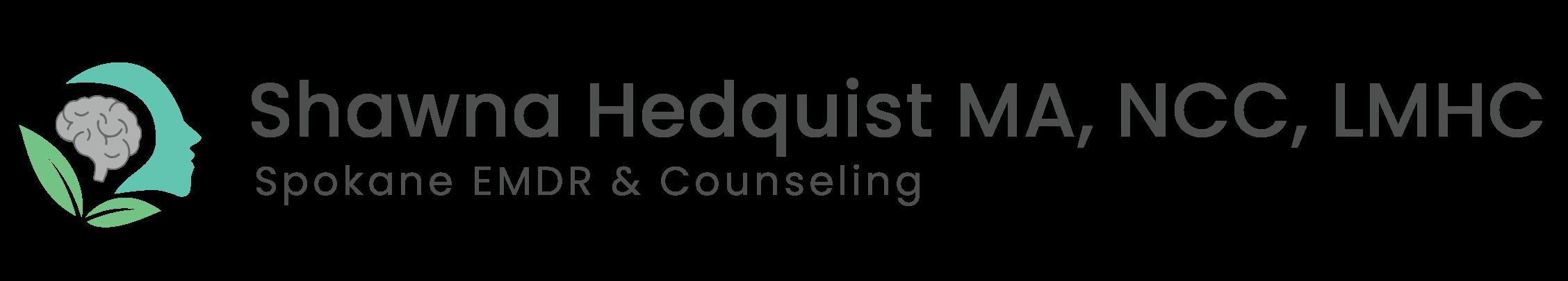 Spokane EMDR Counseling by Shawna Hedquist, MA, NCC, LMHC